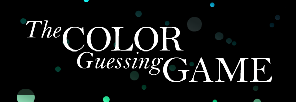 The Color Guessing Game
