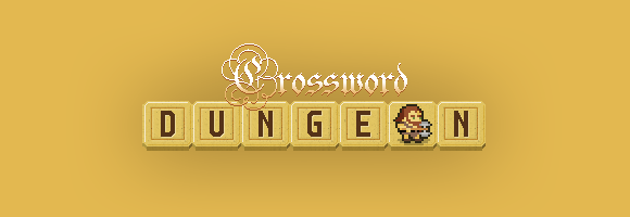 Crossword Dungeon 1.1 in the Works