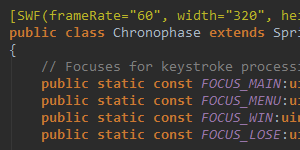Chronophase Source Code Released!